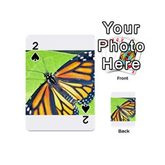 Butterfly 2 Playing Cards 54 (Mini)