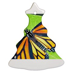 Butterfly 2 Christmas Tree Ornament (2 Sides)