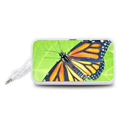 Butterfly 2 Portable Speaker (White)