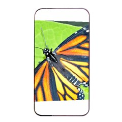 Butterfly 2 Apple iPhone 4/4s Seamless Case (Black)