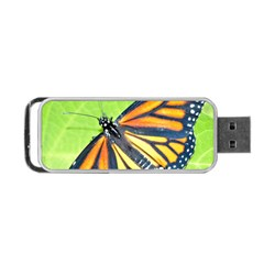 Butterfly 2 Portable Usb Flash (two Sides)