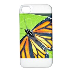 Butterfly 2 Apple Iphone 4/4s Hardshell Case With Stand