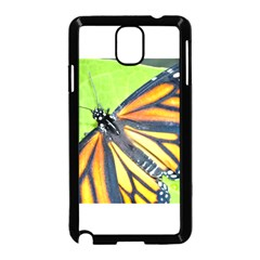 Butterfly 2 Samsung Galaxy Note 3 Neo Hardshell Case (black)
