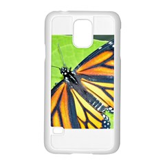 Butterfly 2 Samsung Galaxy S5 Case (White)