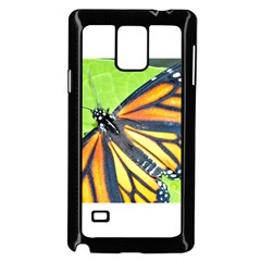 Butterfly 2 Samsung Galaxy Note 4 Case (Black)