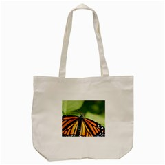 Butterfly 3 Tote Bag (Cream)