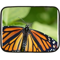 Butterfly 3 Fleece Blanket (mini)