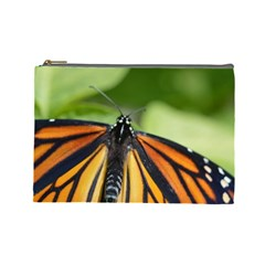 Butterfly 3 Cosmetic Bag (large)