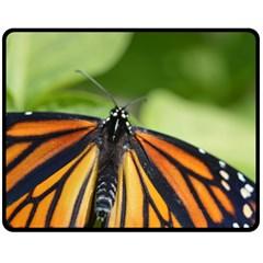 Butterfly 3 Fleece Blanket (medium)