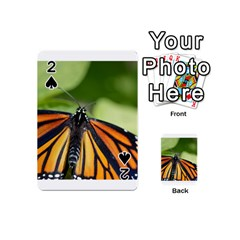 Butterfly 3 Playing Cards 54 (Mini)