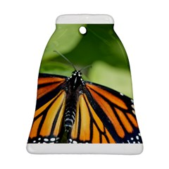 Butterfly 3 Bell Ornament (2 Sides)