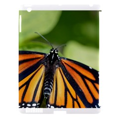 Butterfly 3 Apple Ipad 3/4 Hardshell Case (compatible With Smart Cover)