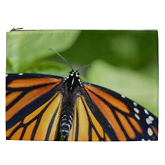 Butterfly 3 Cosmetic Bag (xxl)