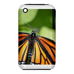 Butterfly 3 Apple Iphone 3g/3gs Hardshell Case (pc+silicone)