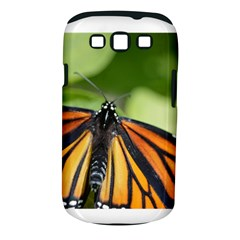 Butterfly 3 Samsung Galaxy S Iii Classic Hardshell Case (pc+silicone)