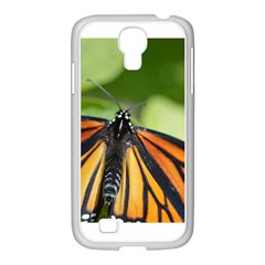 Butterfly 3 Samsung Galaxy S4 I9500/ I9505 Case (white)