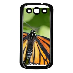 Butterfly 3 Samsung Galaxy S3 Back Case (black)