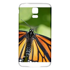 Butterfly 3 Samsung Galaxy S5 Back Case (white)