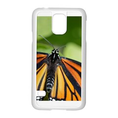 Butterfly 3 Samsung Galaxy S5 Case (White)