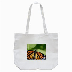 Butterfly 3 Tote Bag (white)
