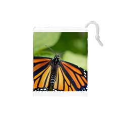 Butterfly 3 Drawstring Pouches (Small)