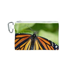 Butterfly 3 Canvas Cosmetic Bag (s)