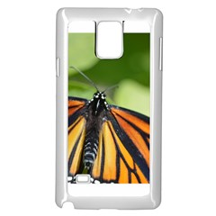 Butterfly 3 Samsung Galaxy Note 4 Case (white)