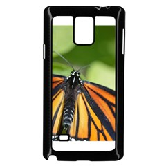 Butterfly 3 Samsung Galaxy Note 4 Case (Black)