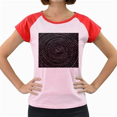 SPinning out of control Women s Cap Sleeve T-Shirt