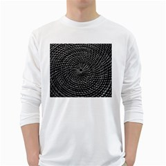 SPinning out of control White Long Sleeve T-Shirts