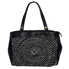 Spinning Out Of Control Office Handbags (2 Sides)