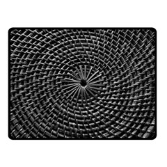 SPinning out of control Fleece Blanket (Small)