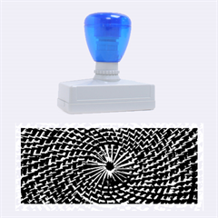 SPinning out of control Rubber Stamps (Large)