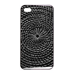 SPinning out of control Apple iPhone 4/4s Seamless Case (Black)