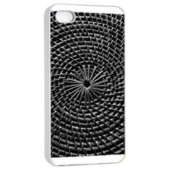 SPinning out of control Apple iPhone 4/4s Seamless Case (White)