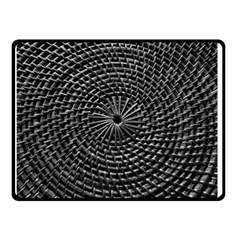 SPinning out of control Double Sided Fleece Blanket (Small)