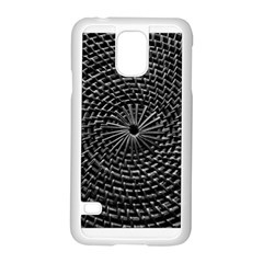 SPinning out of control Samsung Galaxy S5 Case (White)
