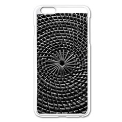 Spinning Out Of Control Apple Iphone 6 Plus Enamel White Case