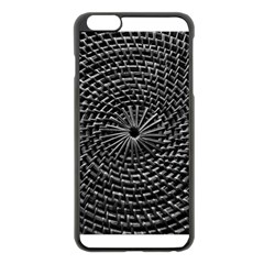 SPinning out of control Apple iPhone 6 Plus Black Enamel Case