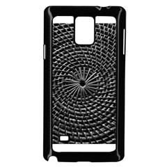 SPinning out of control Samsung Galaxy Note 4 Case (Black)