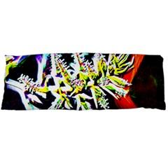 Digitally Enhanced Flower Body Pillow Cases Dakimakura (Two Sides)