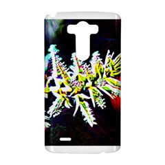 Digitally Enhanced Flower LG G3 Hardshell Case