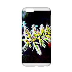 Digitally Enhanced Flower Apple iPhone 6 Hardshell Case
