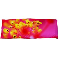 Bright Pink Hibiscus Body Pillow Cases (dakimakura)
