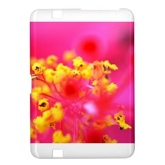 Bright Pink Hibiscus Kindle Fire Hd 8 9