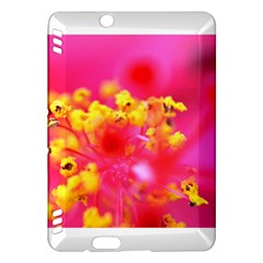 Bright Pink Hibiscus Kindle Fire Hdx Hardshell Case