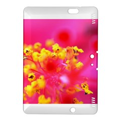 Bright Pink Hibiscus Kindle Fire HDX 8.9  Hardshell Case