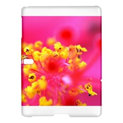 Bright Pink Hibiscus Samsung Galaxy Tab S (10.5 ) Hardshell Case