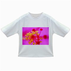 Bright Pink Hibiscus 2 Infant/Toddler T-Shirts