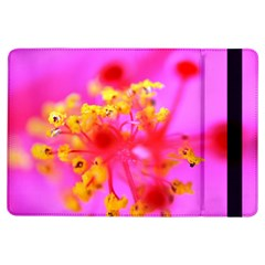 Bright Pink Hibiscus 2 Ipad Air Flip
